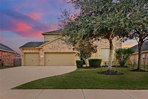 Photo of 3306 Hazystone Lane, Pearland, TX 77581 (MLS # 95110393)