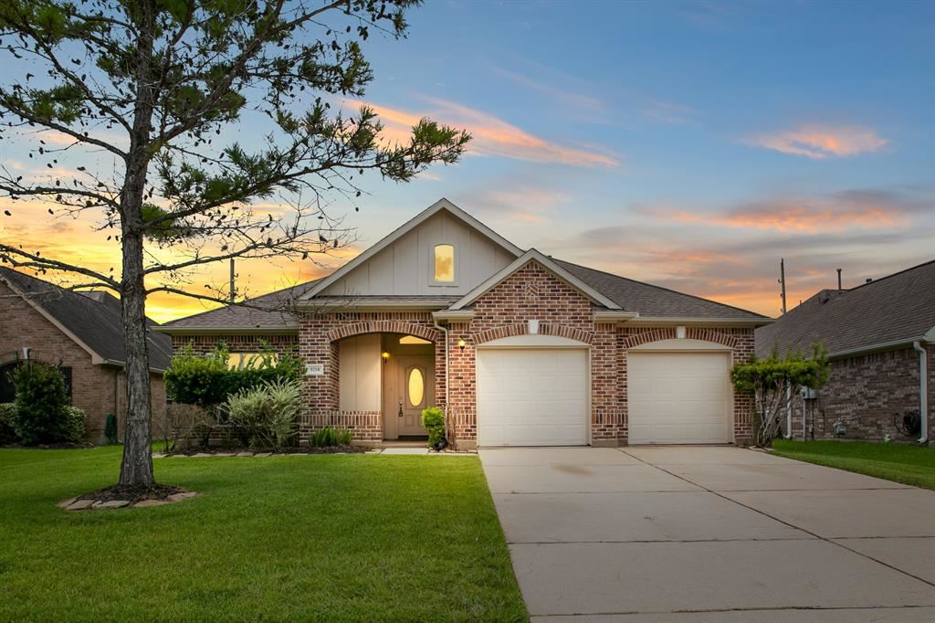 9218 Sorrell Hollow Lane, Rosenberg, TX 77469 - #: 78452397
