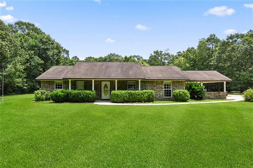 Photo of 9771 Fosters Bend, Cleveland, TX 77328 (MLS # 71244398)