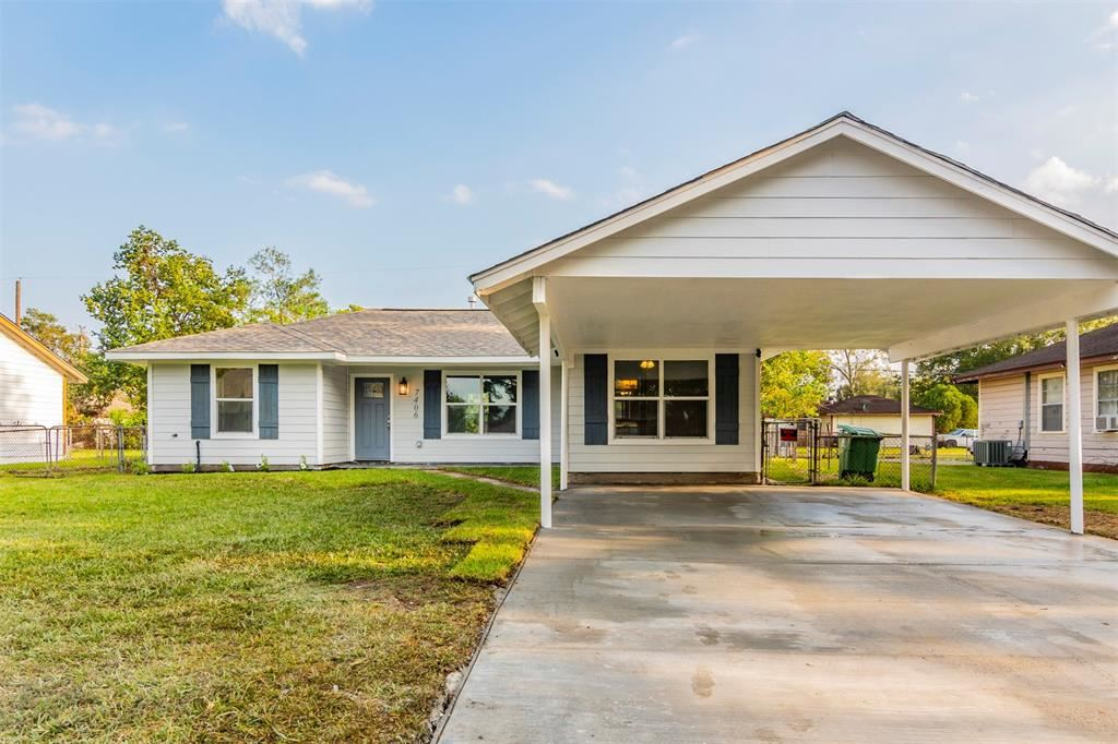 Photo for 7406 Caddo Road, Houston, TX 77016 (MLS # 37885399)