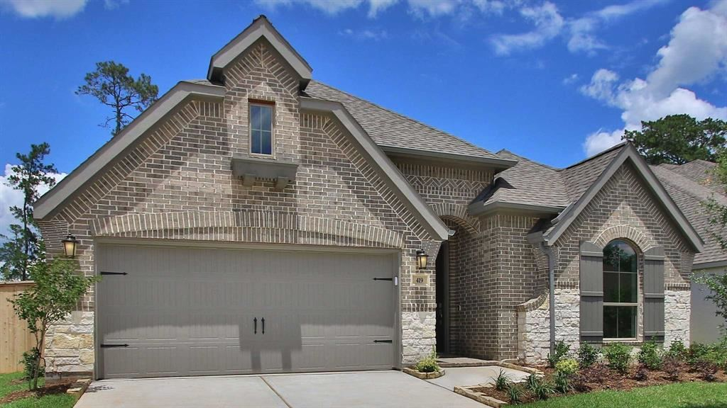 Photo for 419 Callery Pear Court, Conroe, TX 77304 (MLS # 57985403)