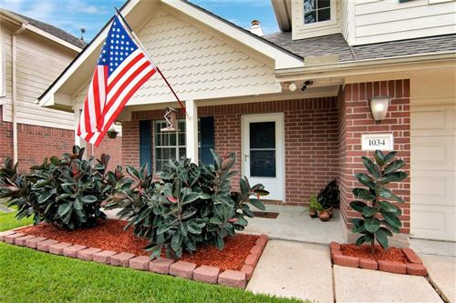 Photo of 1034 Andover Drive, Pearland, TX 77584 (MLS # 62276404)