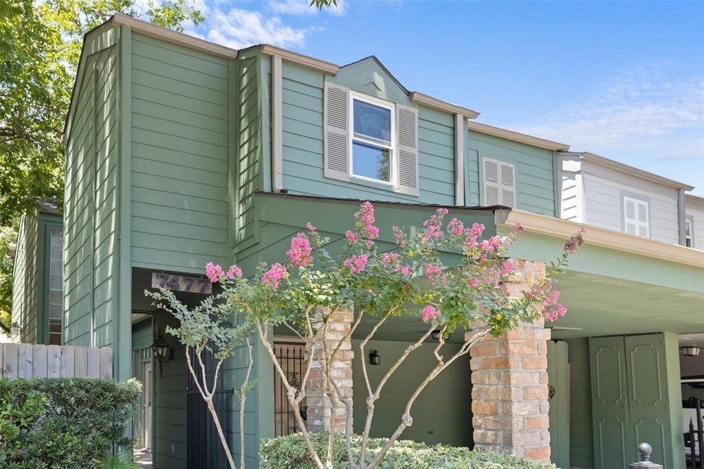 7477 Brompton Street, Houston, TX 77025 - #: 66670404