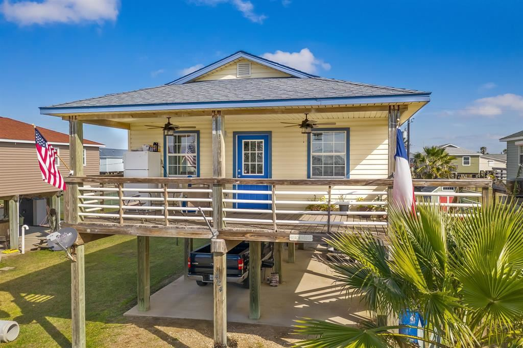 424 Angel Wing Street, Surfside Beach, TX 77541 - #: 68048404