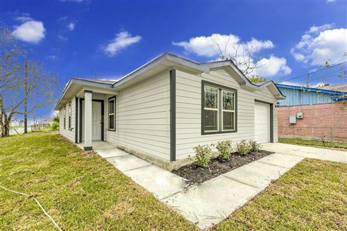 Photo of 411 Armstrong Street, Houston, TX 77029 (MLS # 33945405)