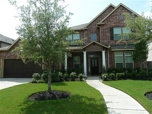 Photo of 10315 Monticello Hill Drive, Katy, TX 77494 (MLS # 91487405)