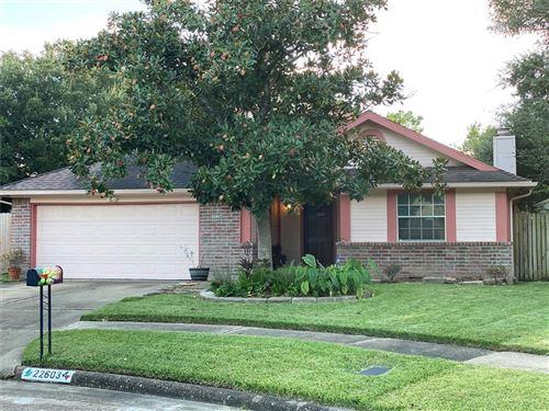 Photo of 22603 Powell House Lane, Katy, TX 77449 (MLS # 82873407)