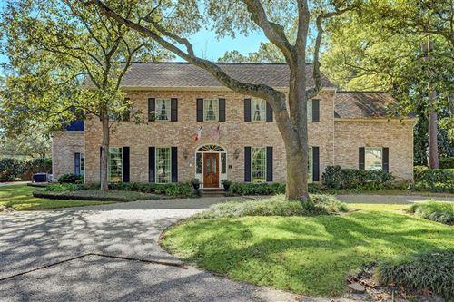 Photo of 11503 Habersham Lane, Piney Point Village, TX 77024 (MLS # 56198408)