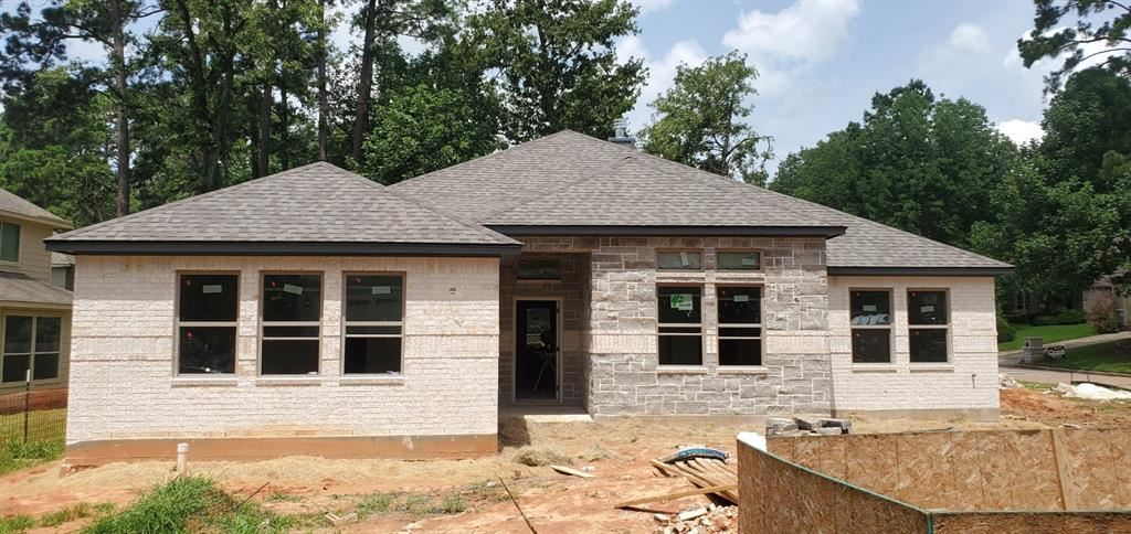 Photo for 3623 Spy Glass Hill Drive, Montgomery, TX 77356 (MLS # 96614409)