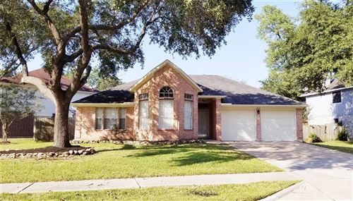 Photo of 3821 Village Well Drive, Humble, TX 77396 (MLS # 68444410)