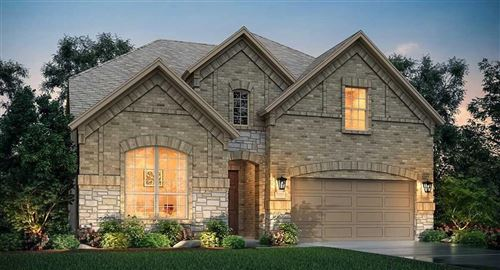 Photo of 5023 Wooded Lake Drive, Spring, TX 77386 (MLS # 91106410)