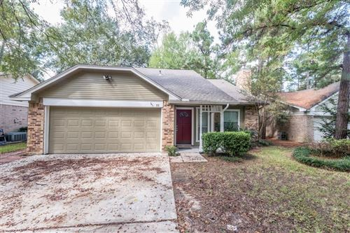 Photo of 11 Brentwood Oaks Court, The Woodlands, TX 77381 (MLS # 76396411)