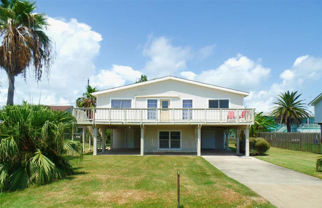 16622 Captain Kidd Road, Jamaica Beach, TX 77554 - MLS#: 43709411