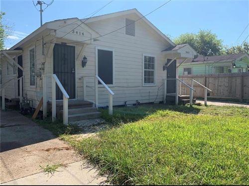 Photo of 3414 Otis Street, Houston, TX 77026 (MLS # 30987414)