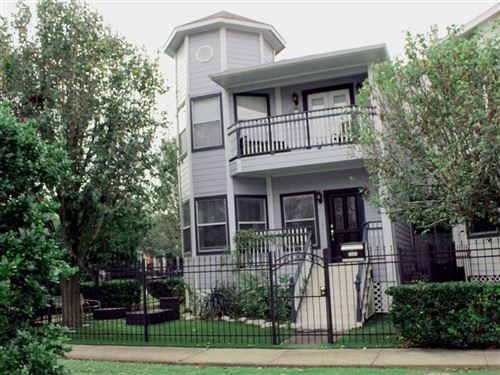 Tiny photo for 2303 Nicholson Street, Houston, TX 77008 (MLS # 84694414)