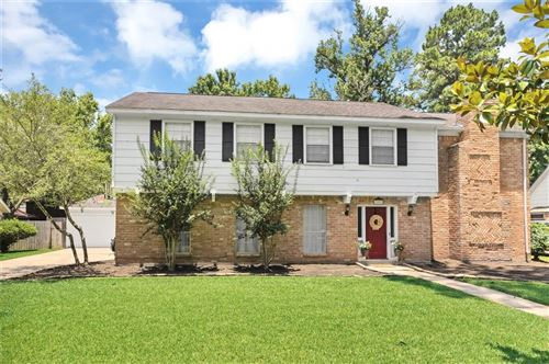 Photo of 7807 Hurst Forest Drive, Humble, TX 77346 (MLS # 38087415)