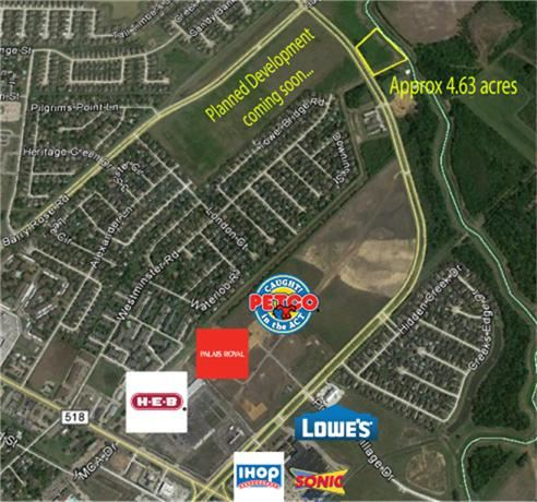 Photo of 000 Pearland Parkway, Pearland, TX 77581 (MLS # 64495415)
