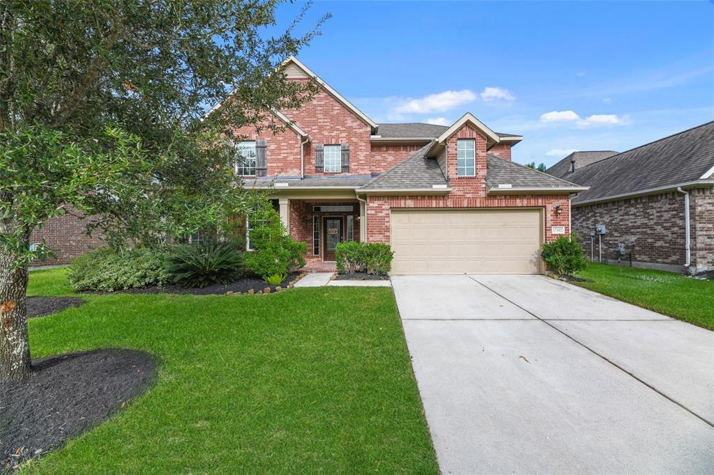17402 Rainer Valley Lane, Humble, TX 77346 - #: 43961415