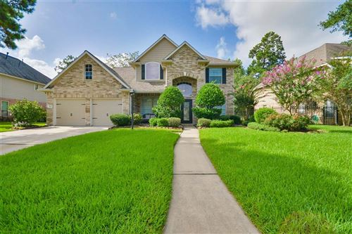 Photo of 18422 Tranquility Drive, Humble, TX 77346 (MLS # 37142416)