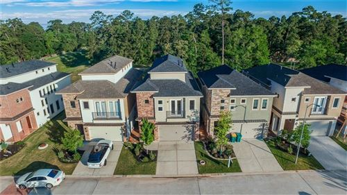 Photo of 14 Jarvis Row Circle, The Woodlands, TX 77380 (MLS # 97963417)