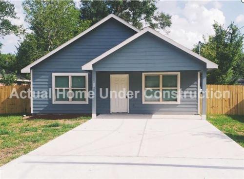 Photo of 8005 Talton Street, Houston, TX 77028 (MLS # 29415419)