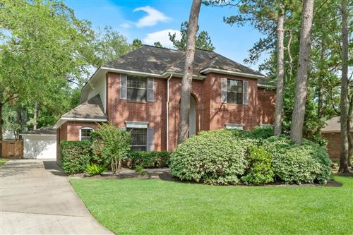 Photo of 18 Heathstone Place, The Woodlands, TX 77381 (MLS # 8591421)
