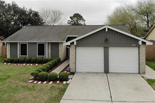 Photo of 2813 Travellers Street, League City, TX 77573 (MLS # 89748421)