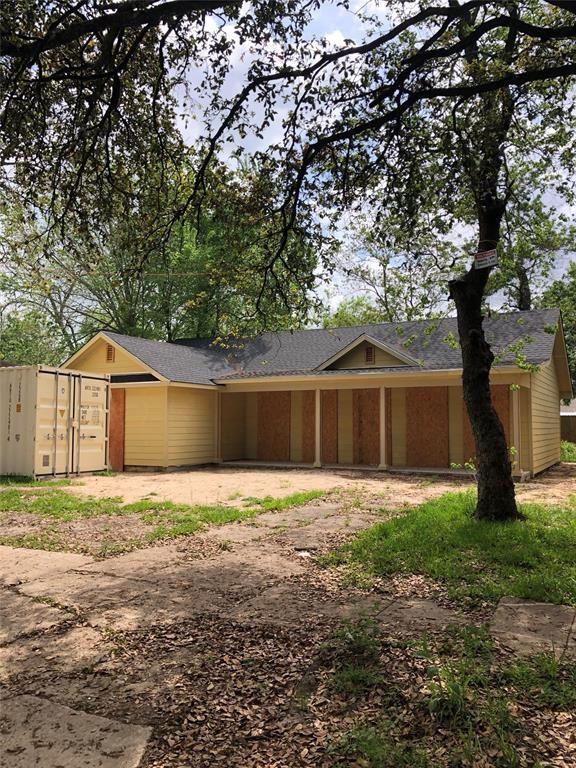 5814 Pershing Street, Houston, TX 77033 - MLS#: 54635421