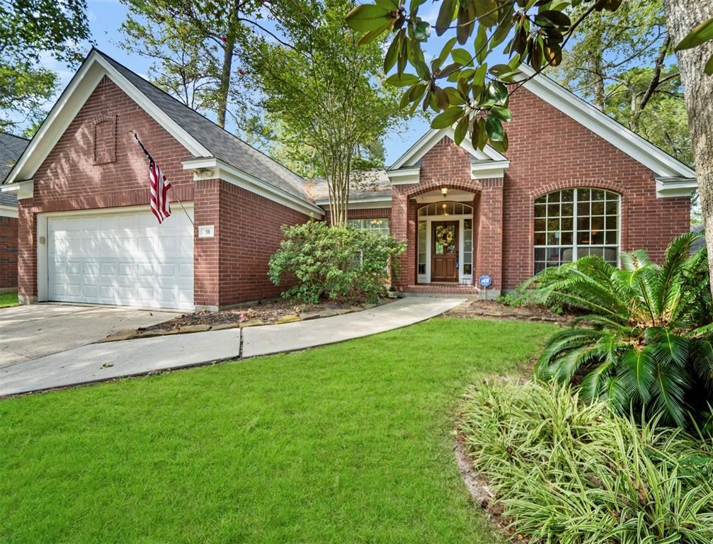 18 Vista Mill Place, The Woodlands, TX 77382 - #: 30936424