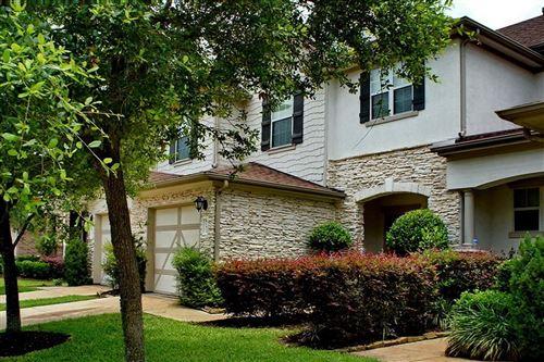 Photo of 16124 Limestone Lake Drive, Tomball, TX 77377 (MLS # 67491426)