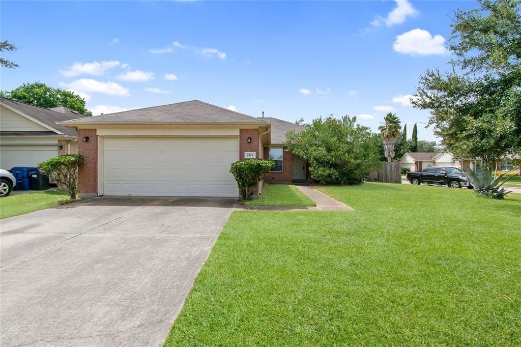 5915 Bonners Park Court, Katy, TX 77449 - MLS#: 98072426