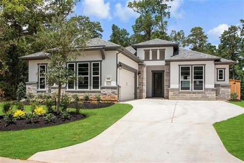 Photo of 648 Maple Creek Cout, Conroe, TX 77304 (MLS # 18638428)