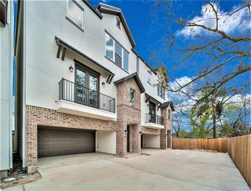 Photo of 913 Oak Street #C, Houston, TX 77018 (MLS # 52967429)