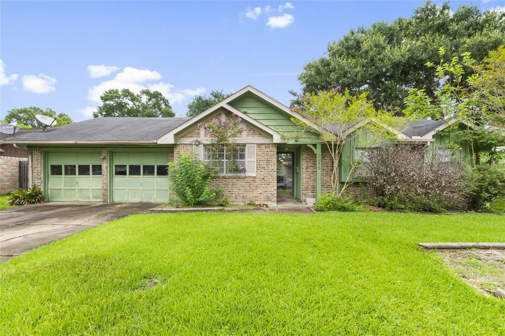 2211 Willow Boulevard, Pearland, TX 77581 - #: 10325433