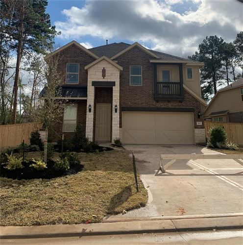 Photo of 161 Bluebell Woods Way, Conroe, TX 77318 (MLS # 56032434)