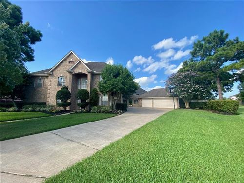 Photo of 1413 Pine Forest Drive, Pearland, TX 77581 (MLS # 25431435)