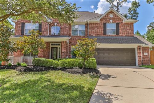 Photo of 70 Fulshear Court, The Woodlands, TX 77382 (MLS # 79156435)