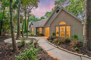Photo of 6 Hickory Hollow Place, The Woodlands, TX 77381 (MLS # 74161436)