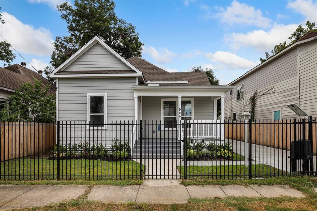 1924 Gano Street, Houston, TX 77009 - #: 10836436