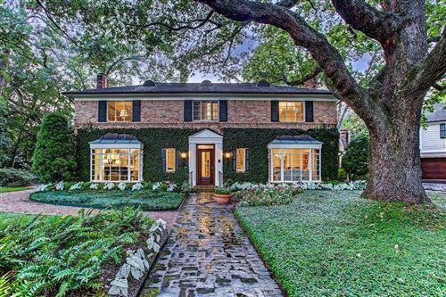 Photo of 2330 River Oaks Boulevard, Houston, TX 77019 (MLS # 83500437)