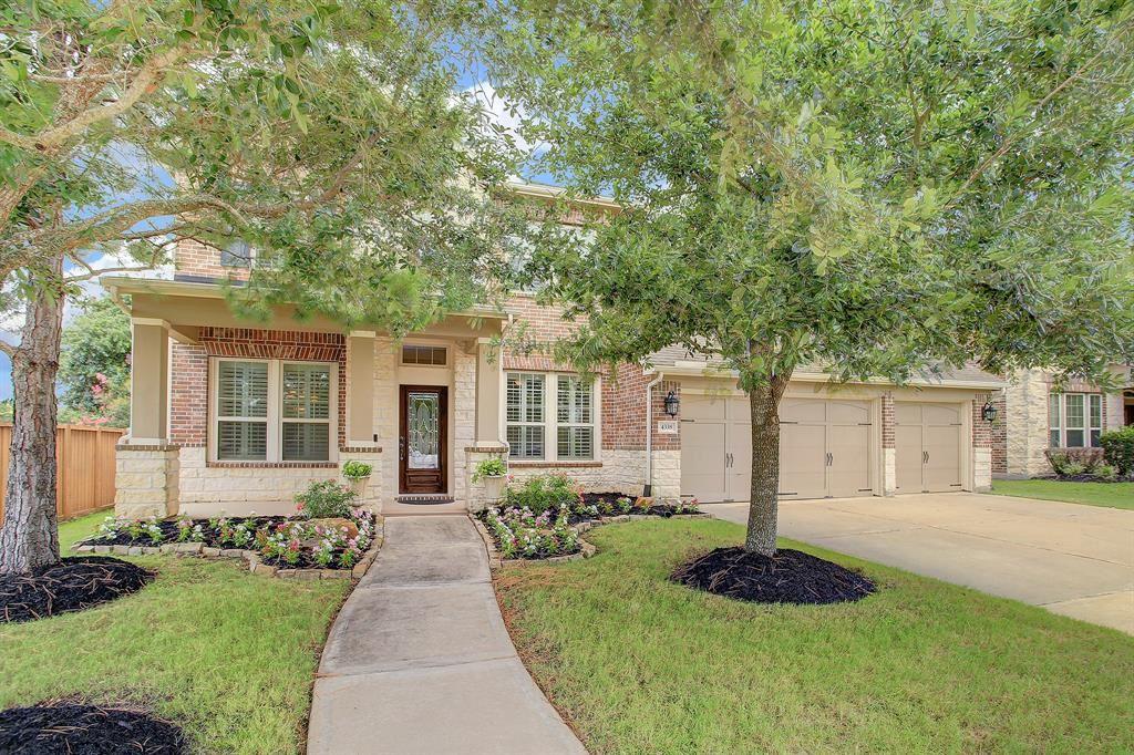 4338 Glenirish Drive, Katy, TX 77494 - MLS#: 40040437