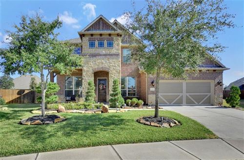 Photo of 9403 Three Stone Lane, Tomball, TX 77375 (MLS # 37516441)