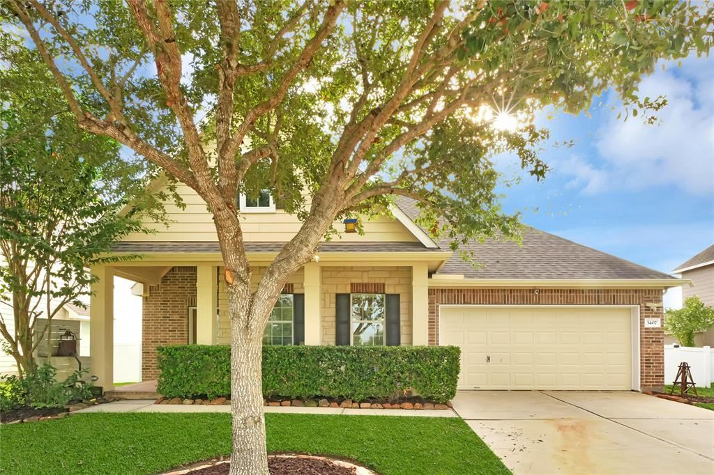 3407 Curley Maple Drive, Pearland, TX 77584 - MLS#: 92197441