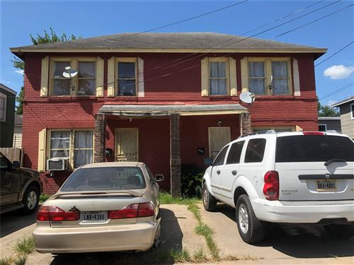Photo of 5627 Eskridge Street, Houston, TX 77023 (MLS # 93617442)