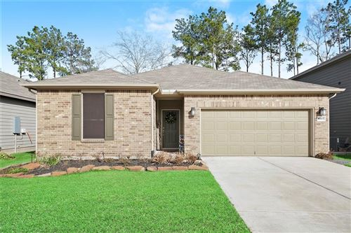 Photo of 4307 S Amber Ruse Court, Conroe, TX 77304 (MLS # 89656445)
