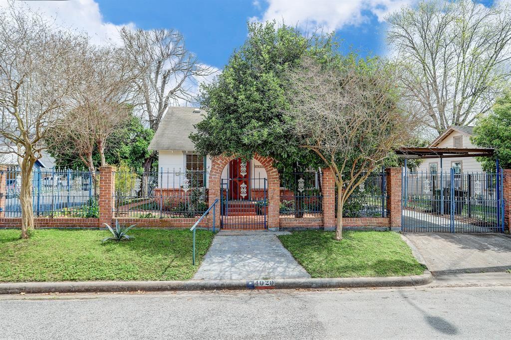 4020 Gano Street, Houston, TX 77009 - #: 91824447