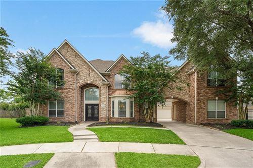 Photo of 14730 Banner Ridge Lane, Humble, TX 77396 (MLS # 5398448)