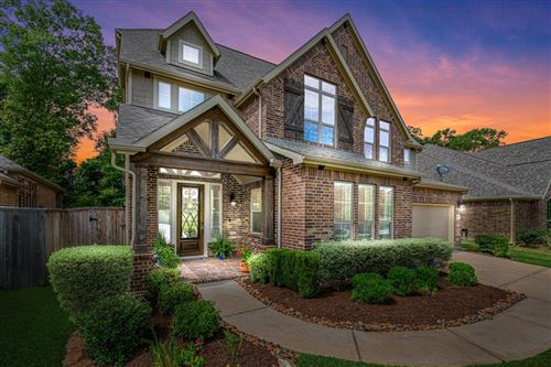 Photo of 18418 Hounds Lake Drive, New Caney, TX 77357 (MLS # 13916451)
