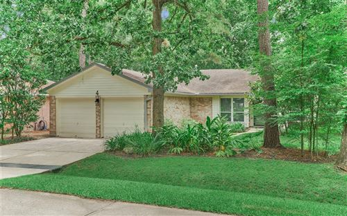 Photo of 4 Rock Pine Court, The Woodlands, TX 77381 (MLS # 55056451)