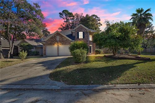 Photo of 20910 Kings Clover Court, Humble, TX 77346 (MLS # 96754452)
